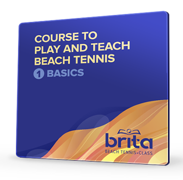 Brita Beach Tennis Course Module 1 Basics