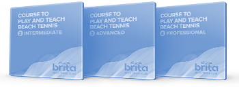 Brita Beach Tennis Course Module 2 to 4