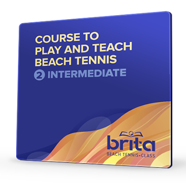 Brita Beach Tennis Course Module 2 Intermediate