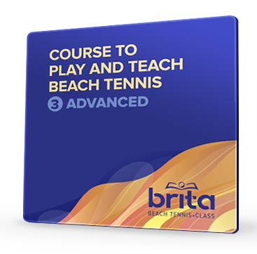 Brita Beach Tennis Course Module 3 Advanced