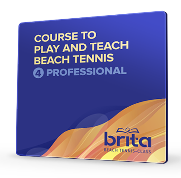 Brita Beach Tennis Course Module 4 Professional